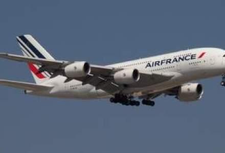 Air France: Pasagerii sa amane calatoriile sau sa schimbe biletele din perioada 15-22 septembrie