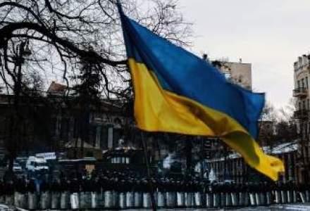 Conflictul cu Rusia ar putea duce la o contractie a economiei Ucrainei cu 10%
