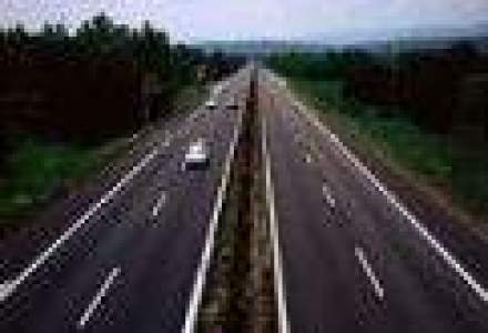 Tronsonul Turda-Gilau al autostrazii Transilvania este finalizat in proportie de 80%