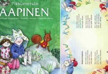 Cum arata abecedarul finlandez in comparatie cu abecedarul romanesc: jucaus si plin de povesti