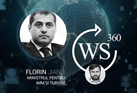 Ministrul IMM-urilor, invitat la WALL-STREET 360, in saptamana dedicata antreprenoriatului