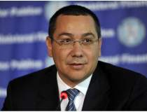 Ponta: Constitutia trebuie...
