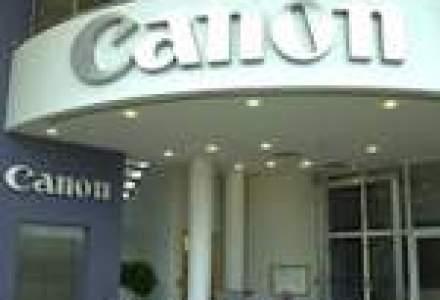 Hostea, Canon Romania: Piata de printing a scazut cu 70% in primul semestru