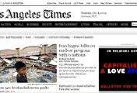 Los Angeles Times si Washington Post renunta la un parteneriat vechi de aproape 50 de ani