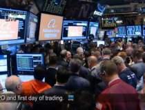 Alibaba, record pe bursa...