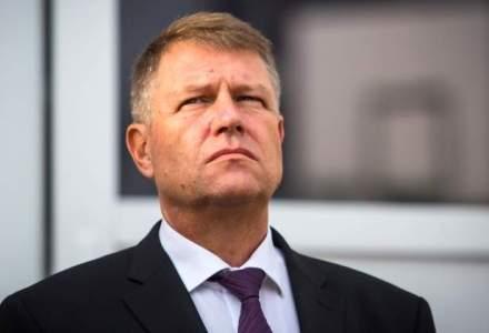 Klaus Iohannis, la depunerea candidaturii: E vremea faptelor, eu sunt mai putin un om al vorbelor