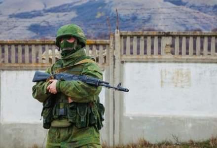 """Forte ruse se afla """"in continuare pe teritoriul Ucrainei"""", afirma NATO"""