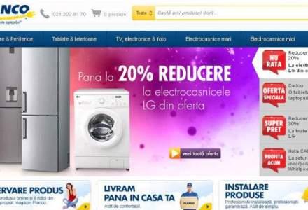 Flanco isi relanseaza site-ul pentru a atrage mai multe achizitii din zona de mobile