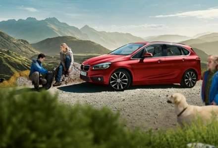 BMW lanseaza primul monovolum in Romania pe 27 septembrie