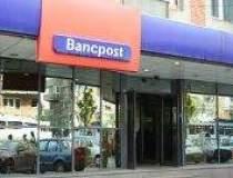 Bancpost schimba conturile...