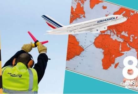 Air France rezolva greva pilotilor; compania suspenda proiectul care a stat la originea grevei