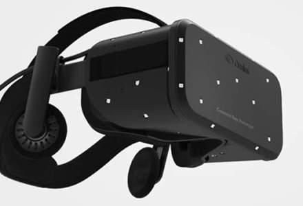 Oculus a prezentat un prototip al unei noi casti: ce aduce nou Crescent Bay