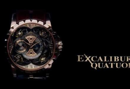 Sapte ani de cercetare, 2.400 de ore pentru a-l construi si aproape 600 de piese diferite: ceasul de 1,1 mil. $