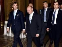 Basescu a promulgat legile de...
