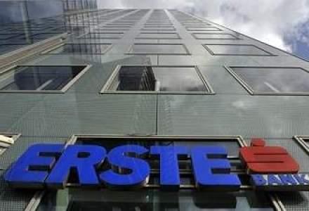 Erste s-a 'gripat' de la Raiffeisen si scade cu 5% pe Bursa
