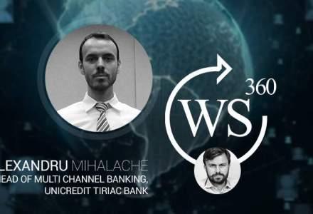 Alexandru Mihalache, de la UniCredit Tiriac, invitatul WALL-STREET 360 de astazi