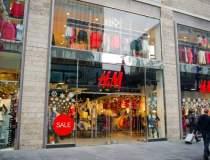 Vanzarile H&M Romania au...