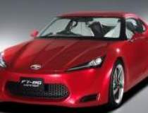 Toyota expune la Salonul Auto...