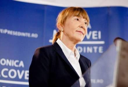 Monica Macovei vrea referendum pe tema imunitatii parlamentarilor