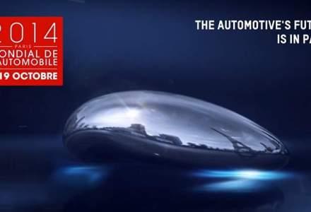 Francezii vor folosi Salonul Auto de la Paris pentru a arata modele eficiente energetic