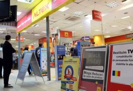 Altex deschide al 91-lea magazin din Romania in urma unei investitii de 250.000 euro