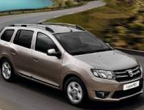 Vanzarile Dacia, cu 8,8% mai...