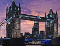 """Londra, tinta """"vanata"""" de..."""