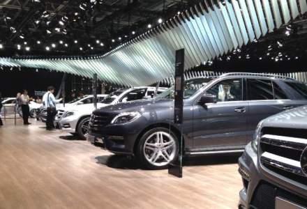 Paris 2014: Brandurile auto care au atras atentia prin cele mai frumoase standuri