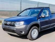 Dacia Duster Pick-Up, peste...