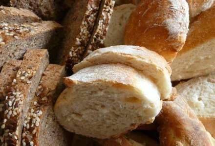Romanii au cumparat paine neagra de 45 mil. euro. Consumul continua sa creasca