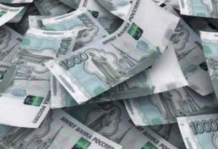Banca centrala rusa, vanzari pe piata interbancara pentru sprijinirea rublei