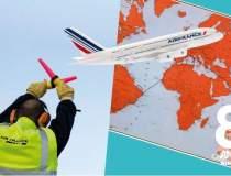 Greva pilotilor Air France,...
