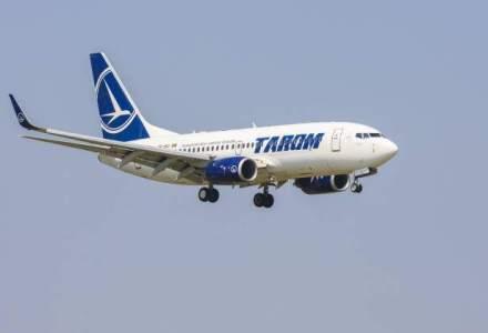 """O noua greva a pilotilor planeaza asupra Tarom; Ministerul Transporturilor: """"La Tarom e pace"""""""