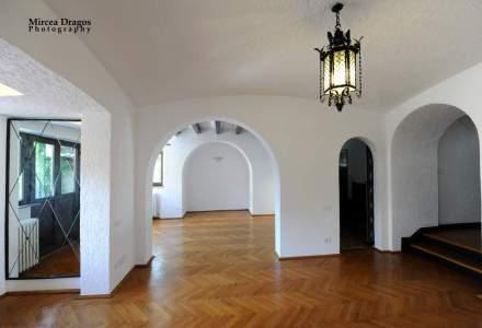 Perla ascunsa din inima Bucurestiului: un apartament in care te simti ca intr-un castel