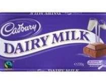 Cadbury, rezultate peste...