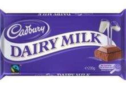 Cadbury, rezultate peste asteptari. Isi majoreaza Kraft oferta?