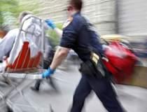 Zece raniti in accidentul de...