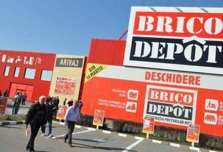 Kingfisher redeschide sase foste magazine Bricostore, sub sigla Brico Depot