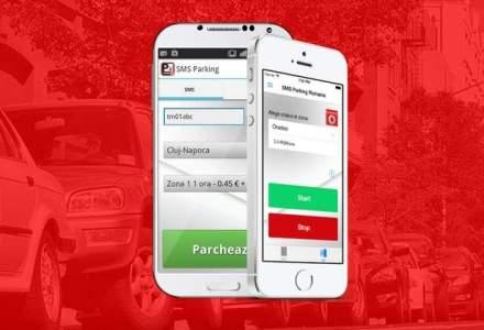 Plata parcarii prin SMS va fi extinsa in 12 orase noi