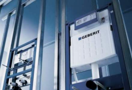 Geberit, avans pe piata de obiecte sanitare prin preluarea Sanitec pentru 1,4 mld. dolari