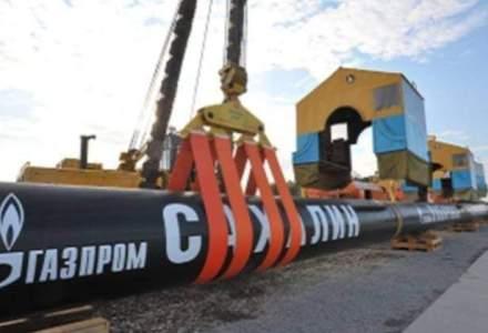 Gazprom: Scaderea livrarilor de gaze este cauzata de anumite disfunctionalitati tehnice