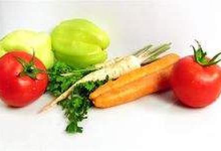Suprafata cultivata cu legume ecologice a crescut cu 15,7% in 2009