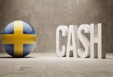 Suedia, tara in care banii in numerar s-au perimat
