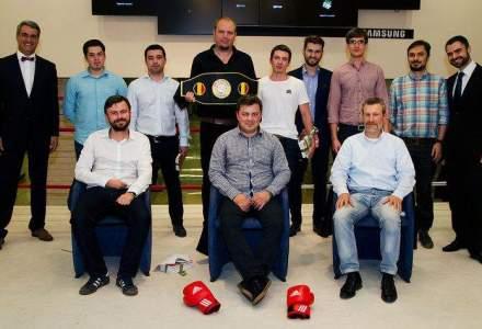Competitia Get in the Ring a ajuns in Romania. Castigatorul: start-up-ul care produce exoscheleti