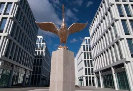 Pretul de lichidare pentru birourile Swan Park, redus la 22 mil. euro