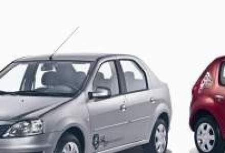 Dacia lanseaza o serie limitata Logan si Sandero