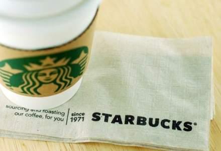 Starbucks ofera acces liber, pe viata, la produsele sale pentru cativa consumatori de cafea