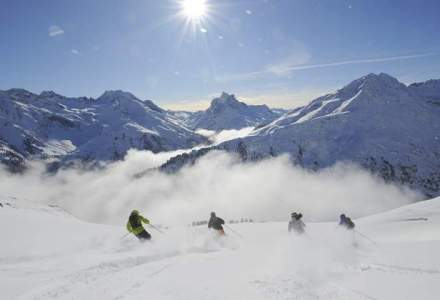 "Vacanta in Austria, nepretuita! Cat ""risipesc"" romanii la schi in Alpi"