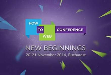 (P)How to Web Conference 2014: Cum se transforma tendintele viitorului in oportunitati concrete de business