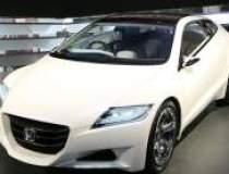 Coupe-ul hibrid Honda CR-Z in...